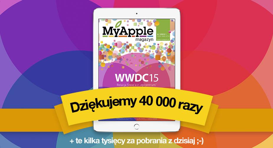MyApple Magazyn 40k